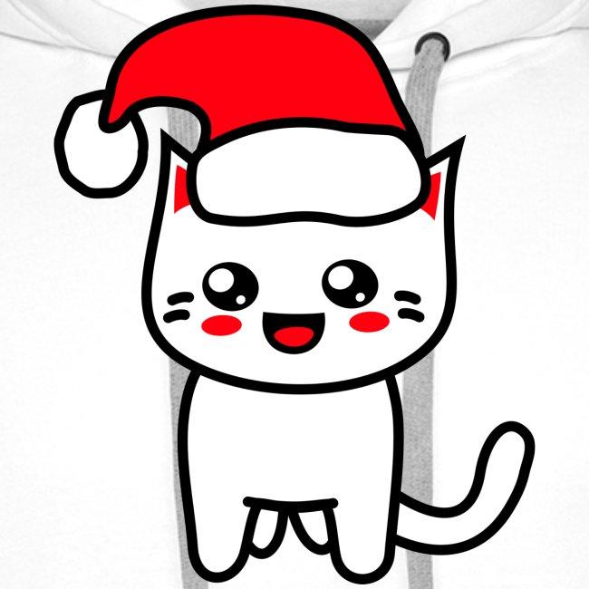 Kawaii Kitteh Christmashat