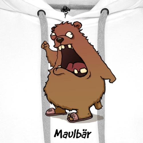 Maulbär - Männer Premium Hoodie