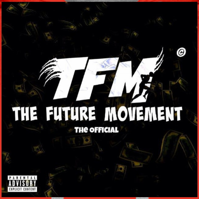 The Future Movement (black)