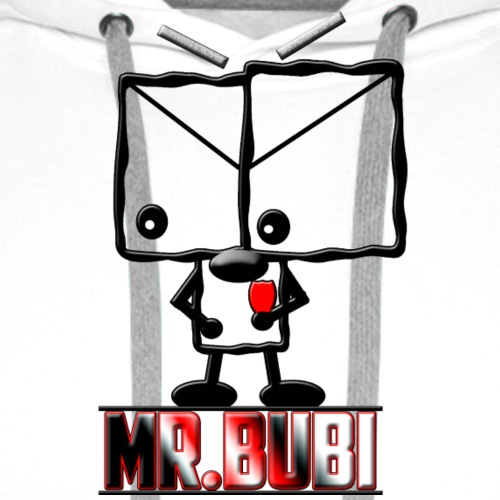 MR.Bubi - Männer Premium Hoodie