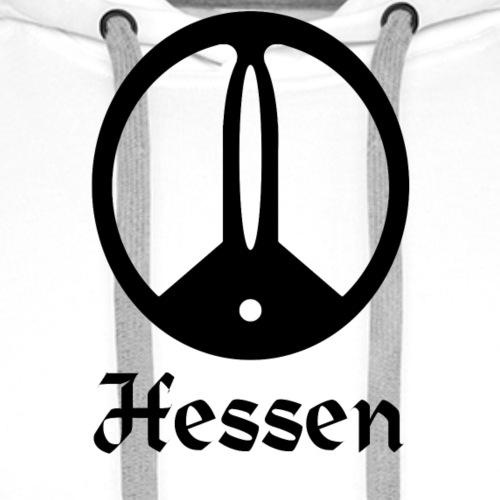 Sondeln Hessen - Männer Premium Hoodie
