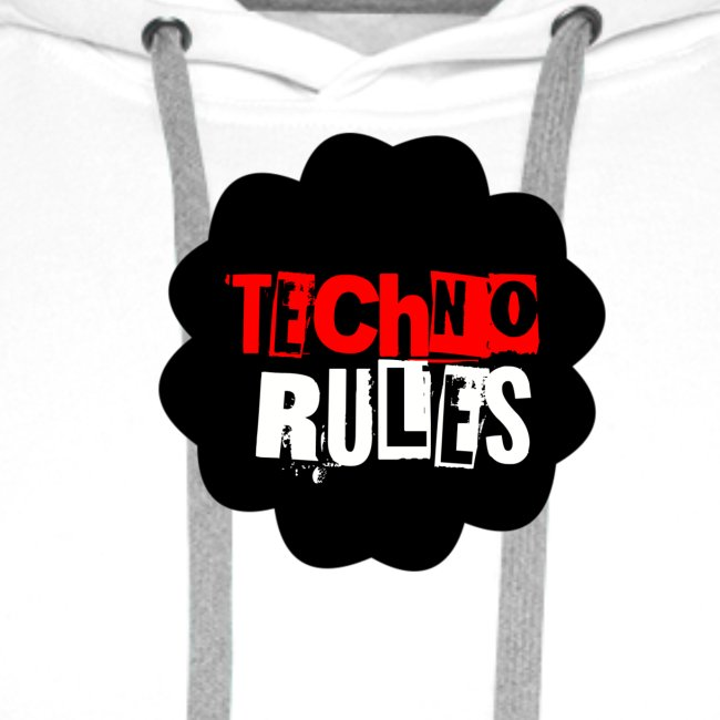 TECHNO rules black by olazland