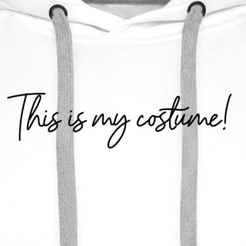 halloween - Mannen Premium hoodie