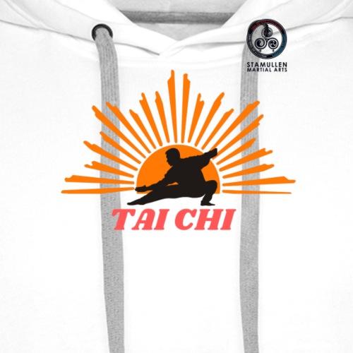 Tai Chi - Men's Premium Hoodie