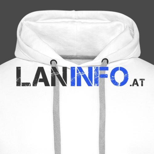 LANinfo Banner - Männer Premium Hoodie