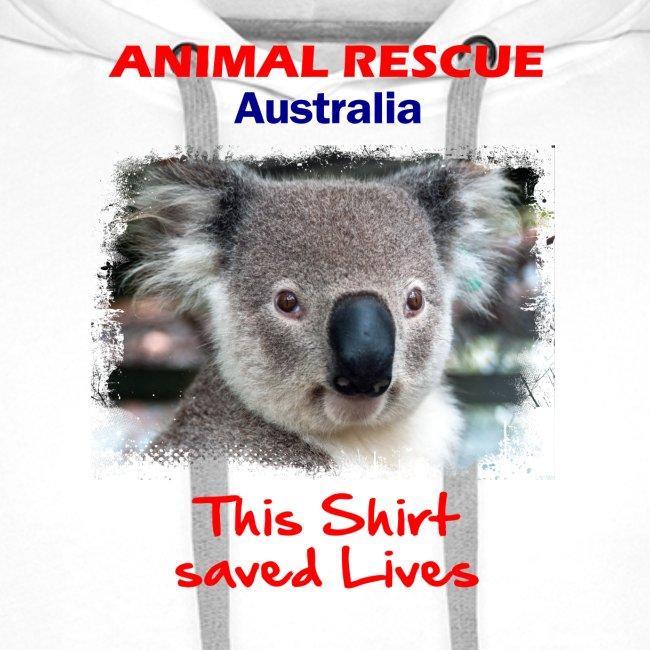Australien KOALA RESCUE - Spendenaktion