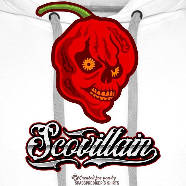 Chili Chilischote Chilihead Scovillain