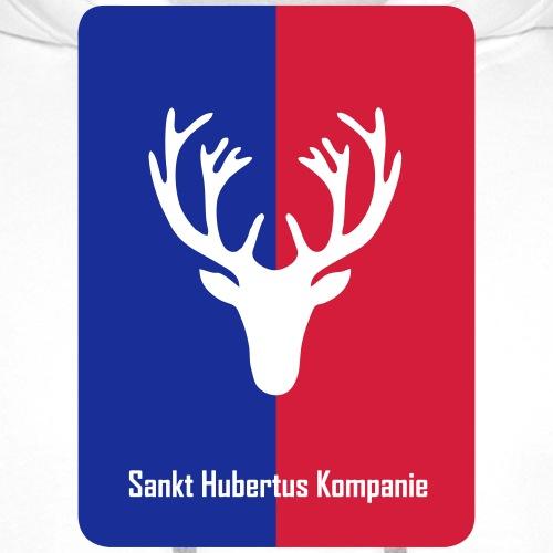 Sankt-Hubertus-ML-dreifarbig - Männer Premium Hoodie