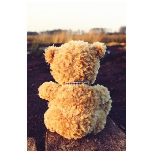 teddy collection - Mannen Premium hoodie