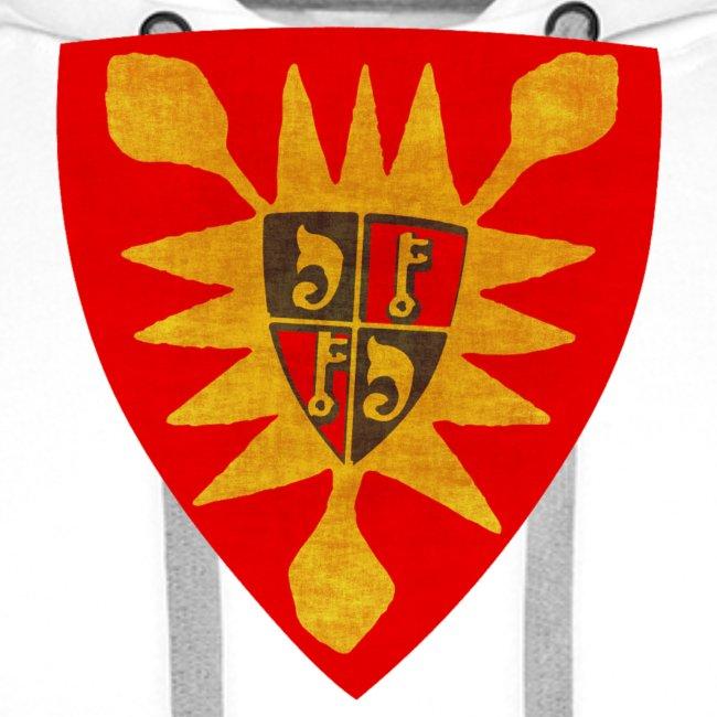 Exten Wappen Tasse