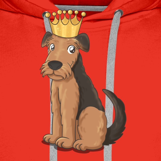 The KING of Terriers