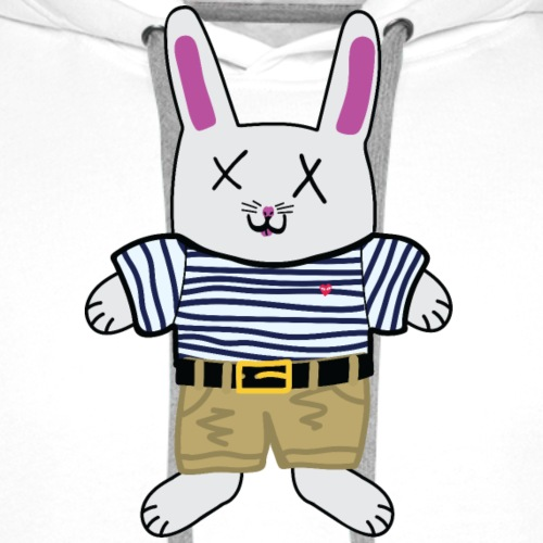 Roadkill-Bunny - Premiumluvtröja herr