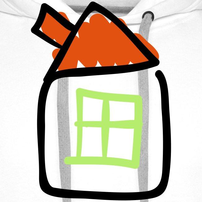 House Line Drawing Pixellamb