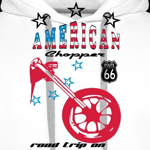 American Chopper - Männer Premium Hoodie