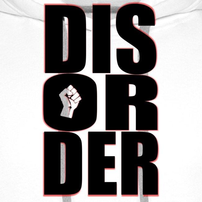 Disorder Logo Schwarz
