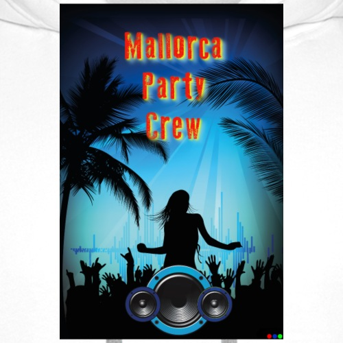 Mallorca Party Crew - Männer Premium Hoodie