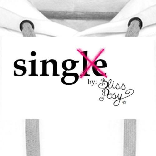 Sing - Sweat-shirt à capuche Premium pour hommes