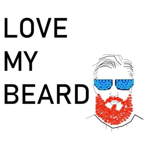 Hipster Love my Beard