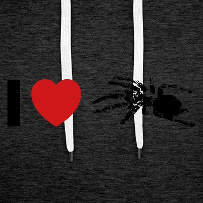 I ❤️ Vogelspinne