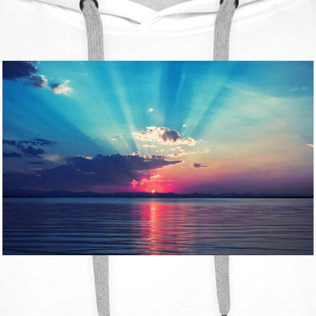 Primus- Sunrise T-shirt Weiß
