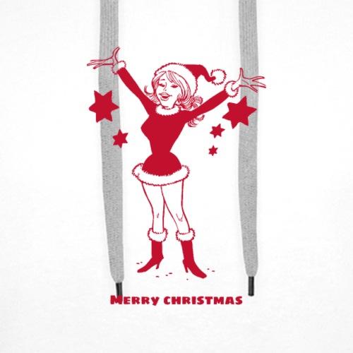 Kerstmis Kerstvrouw mondkapje 2 lagen herbruikbaar