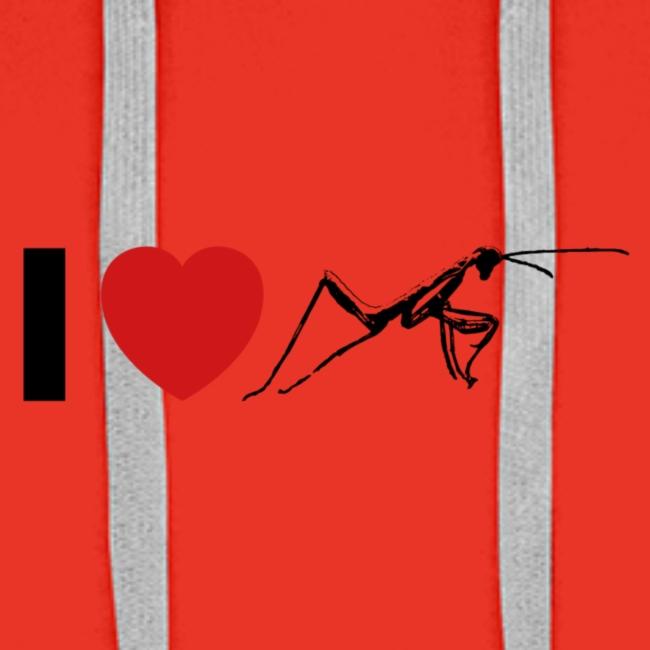 I ❤️ Mantis