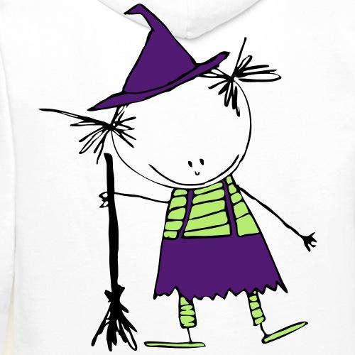 sorcière - Sweat-shirt à capuche Premium pour hommes