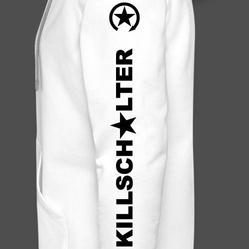Killschalter Logo Brand - Bluza męska Premium z kapturem
