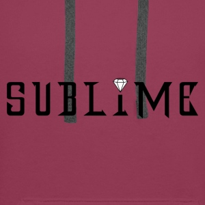 SUBLIME DIAMOND - Men's Premium Hoodie
