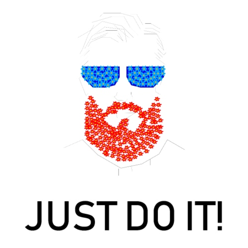 Hipster Just do it