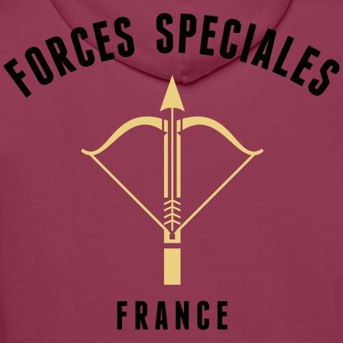 fs cos - Sweat-shirt à capuche Premium pour hommes