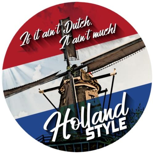 Holland Style (IIADIAM) - Männer Premium Hoodie