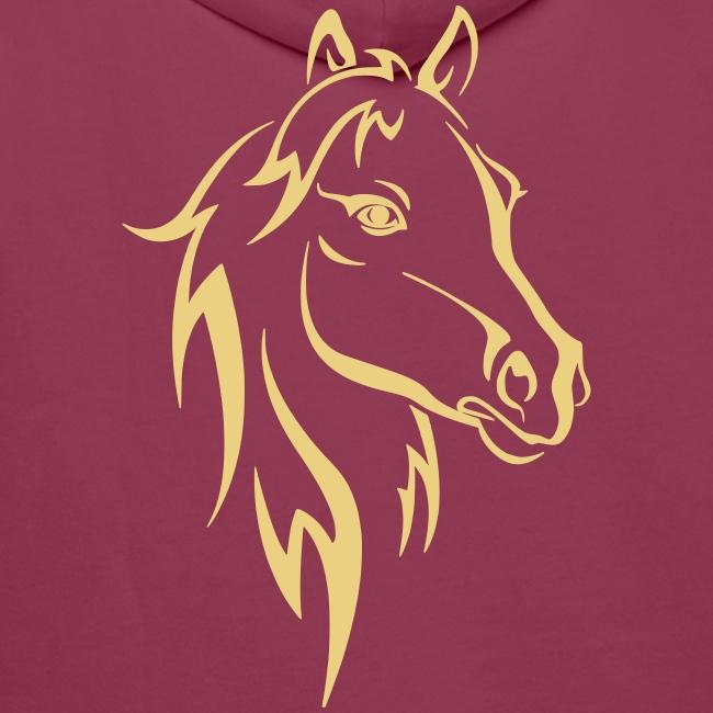 Vorschau: Horse - Männer Premium Hoodie