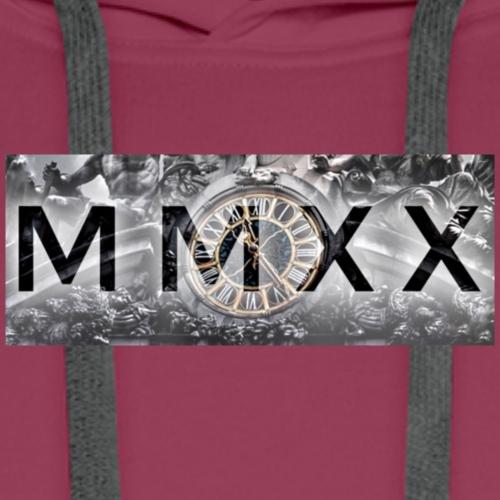 MMXX TIME FPBP - Männer Premium Hoodie