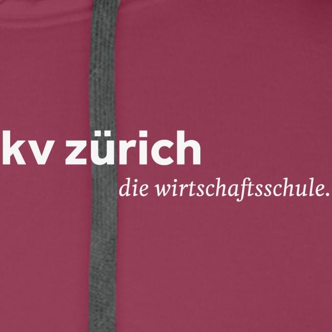 KVZ Logo Weiss