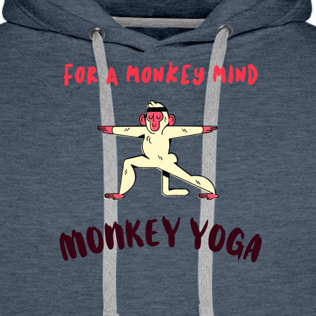 MONKEY YOGA