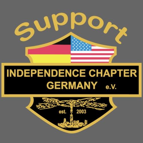 Support Indis bunt - Männer Premium Hoodie