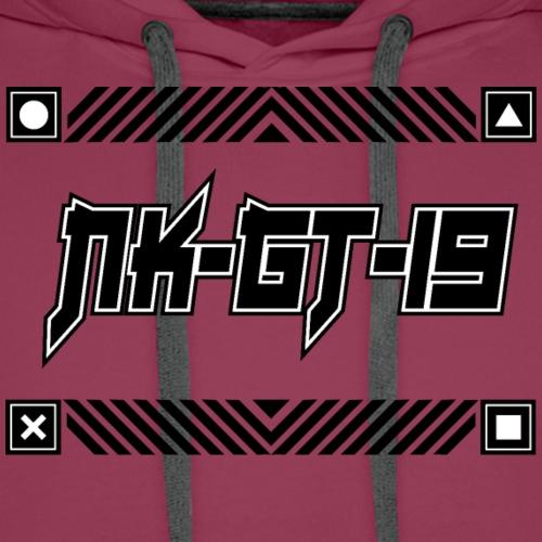 NKGT #2 - Sweat-shirt à capuche Premium pour hommes