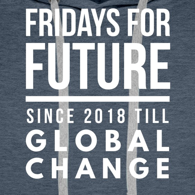 Fridays for Future till GlobalChange RescueTheBlue