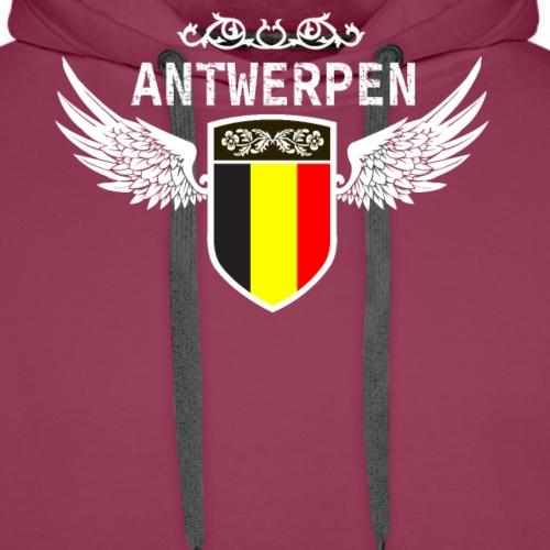 Antwerpen Belgie - Mannen Premium hoodie
