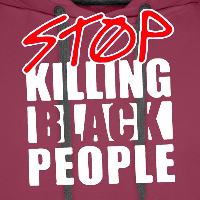 Stop Killing Black People Men's T-shirt