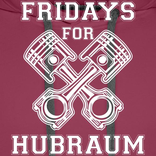 Fridays for Hubraum