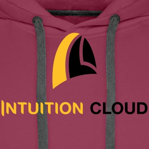Intuition Cloud - Männer Premium Hoodie