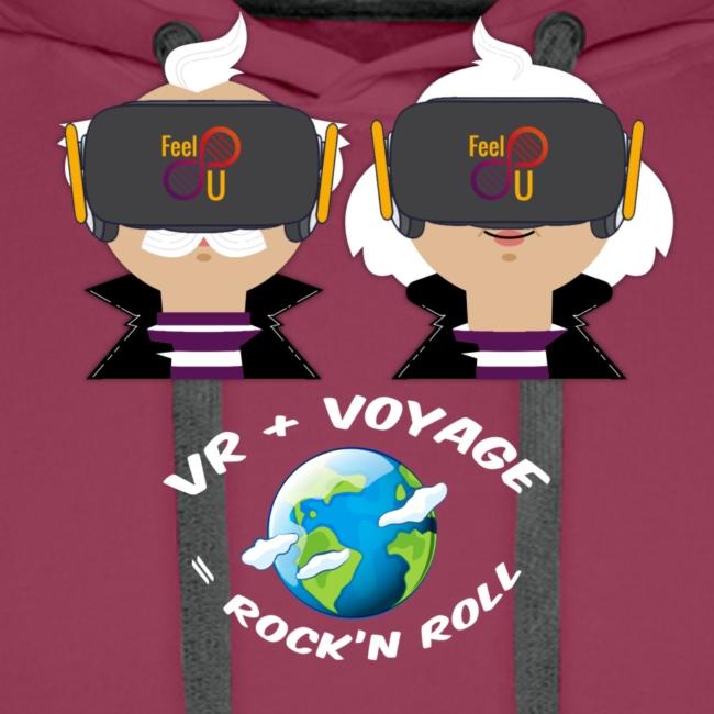 VR Voyage et Rock'n roll