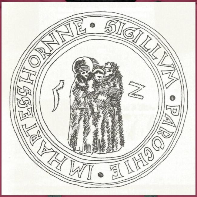 Herzhorn Siegel von 1552