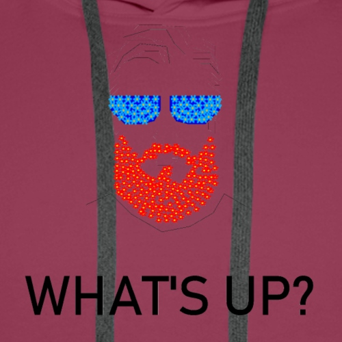 Hipster whats up