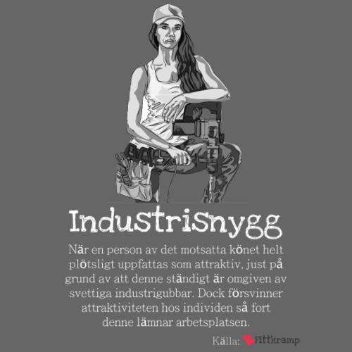 Industrisnygg - Premiumluvtröja herr