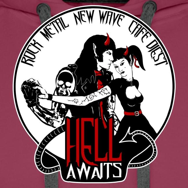 Hell Awaits - demonic couple