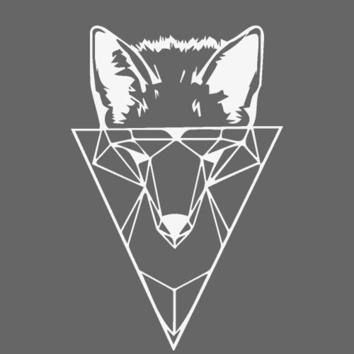 Fuchs Geometrie weiß
