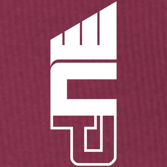 up main logo white